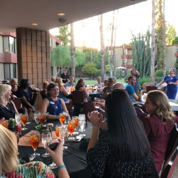 NCCE Trainer Dinner with NearPod