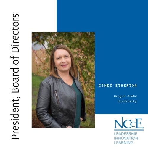 Checking in with Cindy Etherton, President of NCCE's Board of Directors