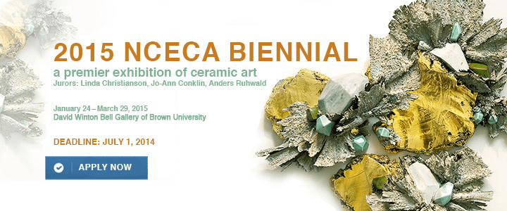 "Call for entries for the 2015 Biennial: ""Lively Experiments"""