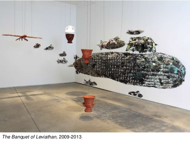 The Banquet of Leviathan, 2009-2013