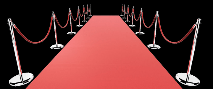 Roll out the Red Carpet:  NCECA presents…
