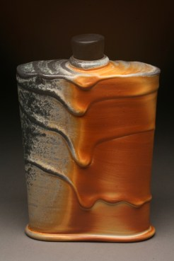 Matt Long Whisky Flask