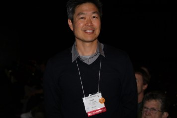 This is Sam Chung, a former Director-at-Large of NCECA and a professor at Arizona State. He is not the director of the Bray...