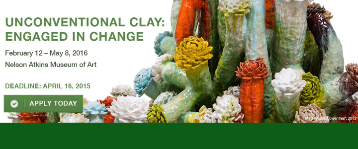 Apply Now! 2016 NCECA Invitational