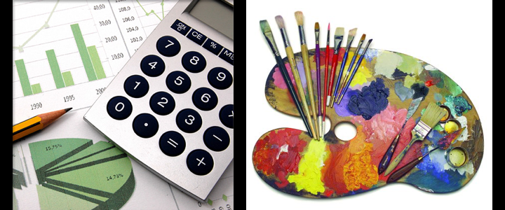 Art and Accounting: Tools of the Trade