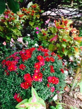 around another corner