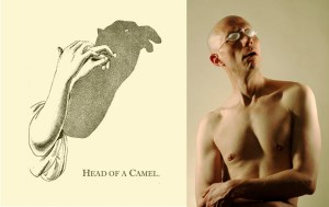 John Borstel- Head of a Camel: Parlor Games