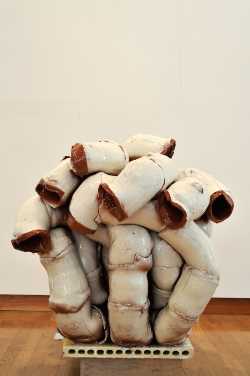 Kvasbø_Torbjørn_Tube sculpture 2013. H 90 cm. Photo Jørn Hagen
