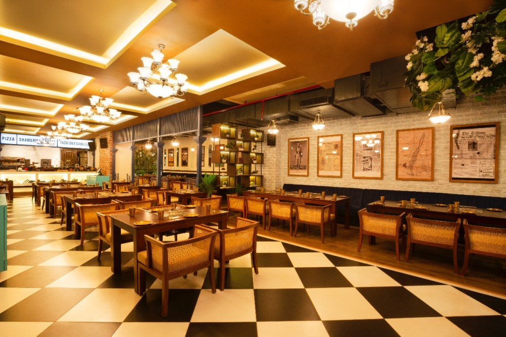 Gurgaon! Skip Everything & Hit Up Indishh Barbeque & Grill's Buffet At 50% Off!!