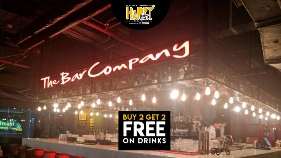 Noida! Did You Know That Drinks Are Your Best Company At The Bar Company?!