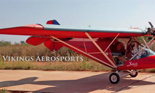 Bangalore!! Sing 'I Believe I Can Fly' While Parasailing Or Flying An Aircraft With Vikings Aerosport