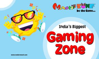 Take A Break From Your Hectic Schedules And Have A Fun-Filled Day By Heading To Gaming Fest At Mastiii Zone