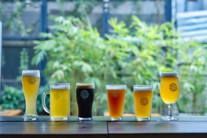 Zero40 Brewing | Jubilee Hills | New Year 2020