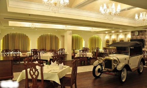 Best Restaurants in Gurgaon_21 Gun Salute