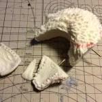 レジンキットの組み立て:パーツの洗浄〜バリ取り・接着まで