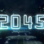 中学3年生が制作した短編映像作品『2045』