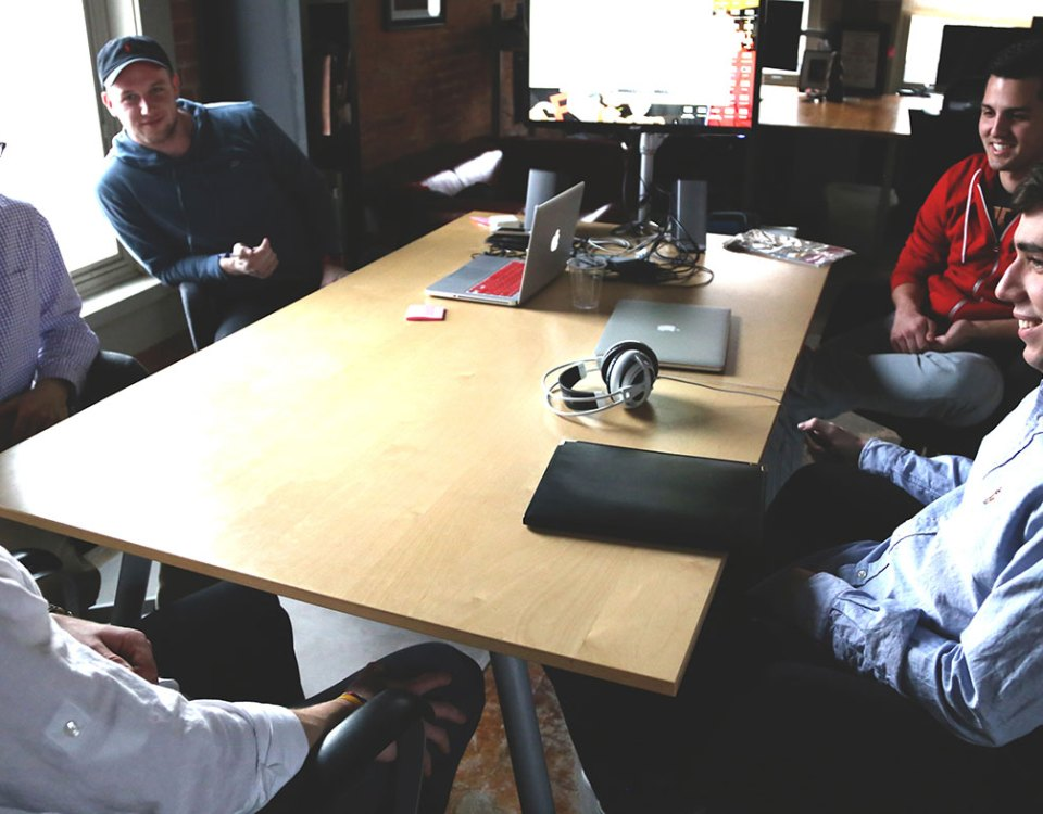 Reunião de Empreendedores