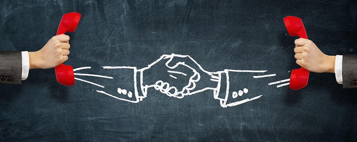 conexão de vendas