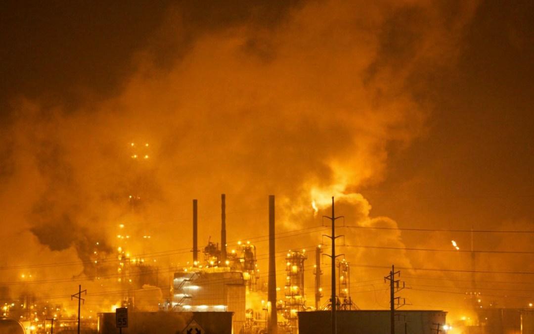 Dante's Refinery (Salt Lake)