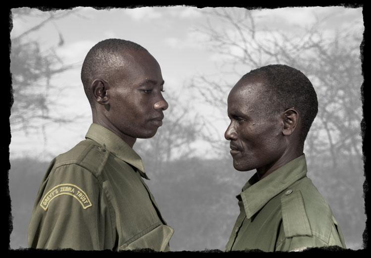ENEMIES:  Samburu / Turkana, North Kenya