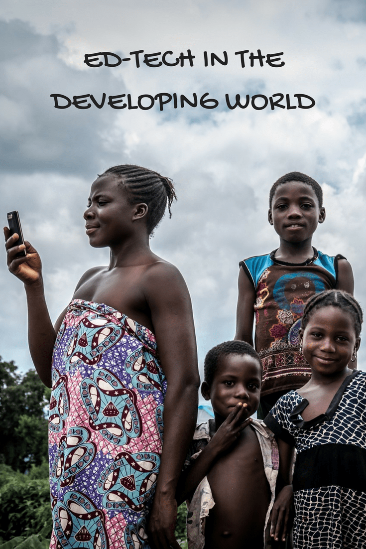 The power of ed-tech in the developing world