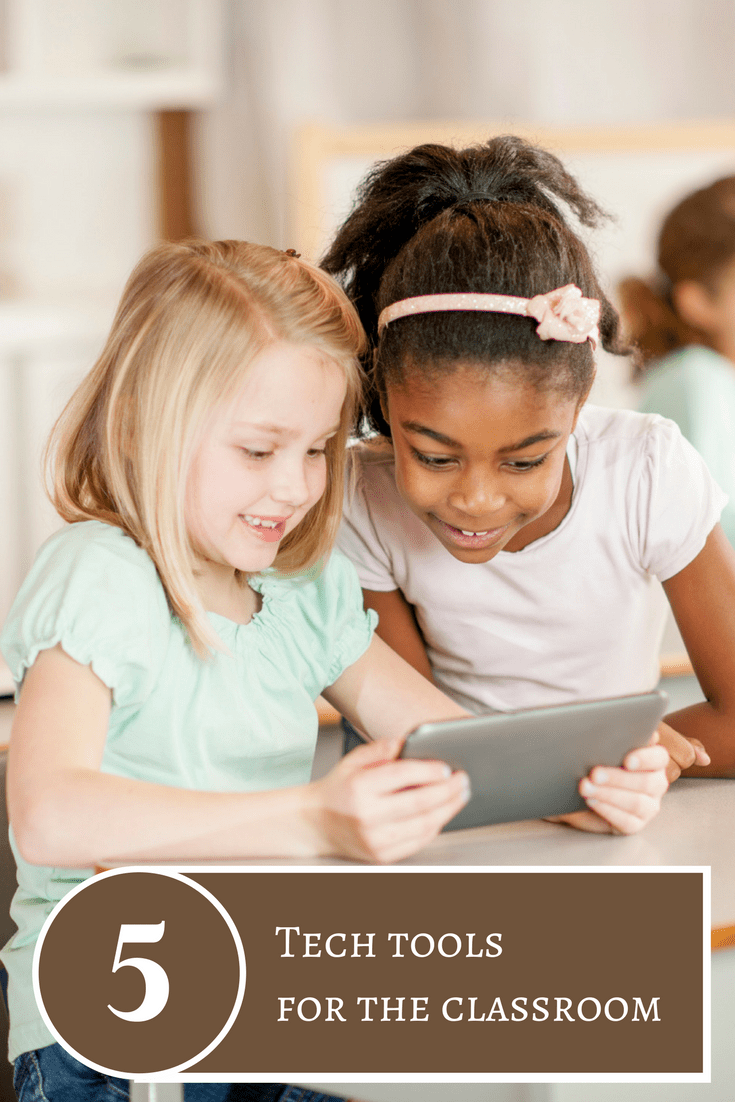 Tech tools for the classroom