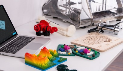 3D printing solutions for education