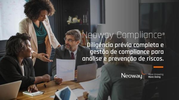 Neoway Compliance Ferramenta Para Realizar Diligencia Previa