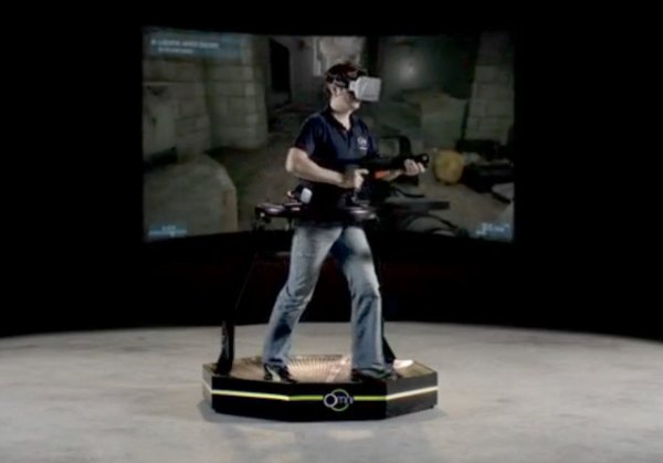 Will We Move on to Doing VR Films? Will it be Like Games where it is Completely Interactive and on Treadmills?