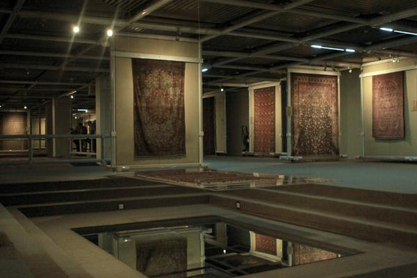 فرش و قالی ایرانی - لیست موزه های تهران