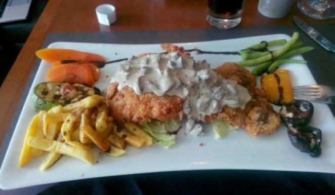 منوی رستوران بلامونیکا و بهترین غذای بلامونیکا