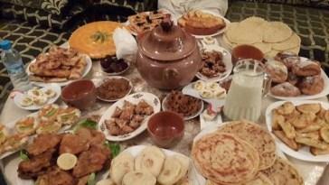 معروف ترین سحری در ماه رمضان