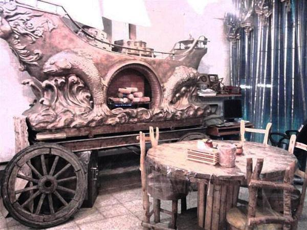 رستوران غذاهای دریایی در تبریز