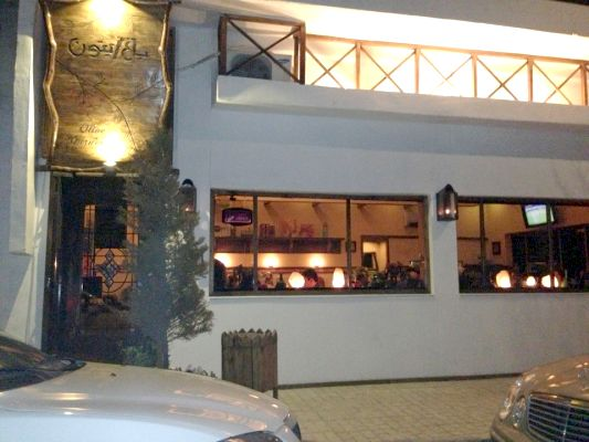 رستوران باغ زیتون بهترین رستوران مشهد