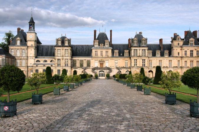 آشنایی با کاخ های فرانسه