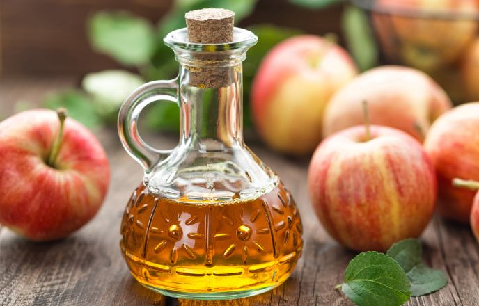 سرکه سیب بهترین چربی سوز طبیعی برای افراد چاق