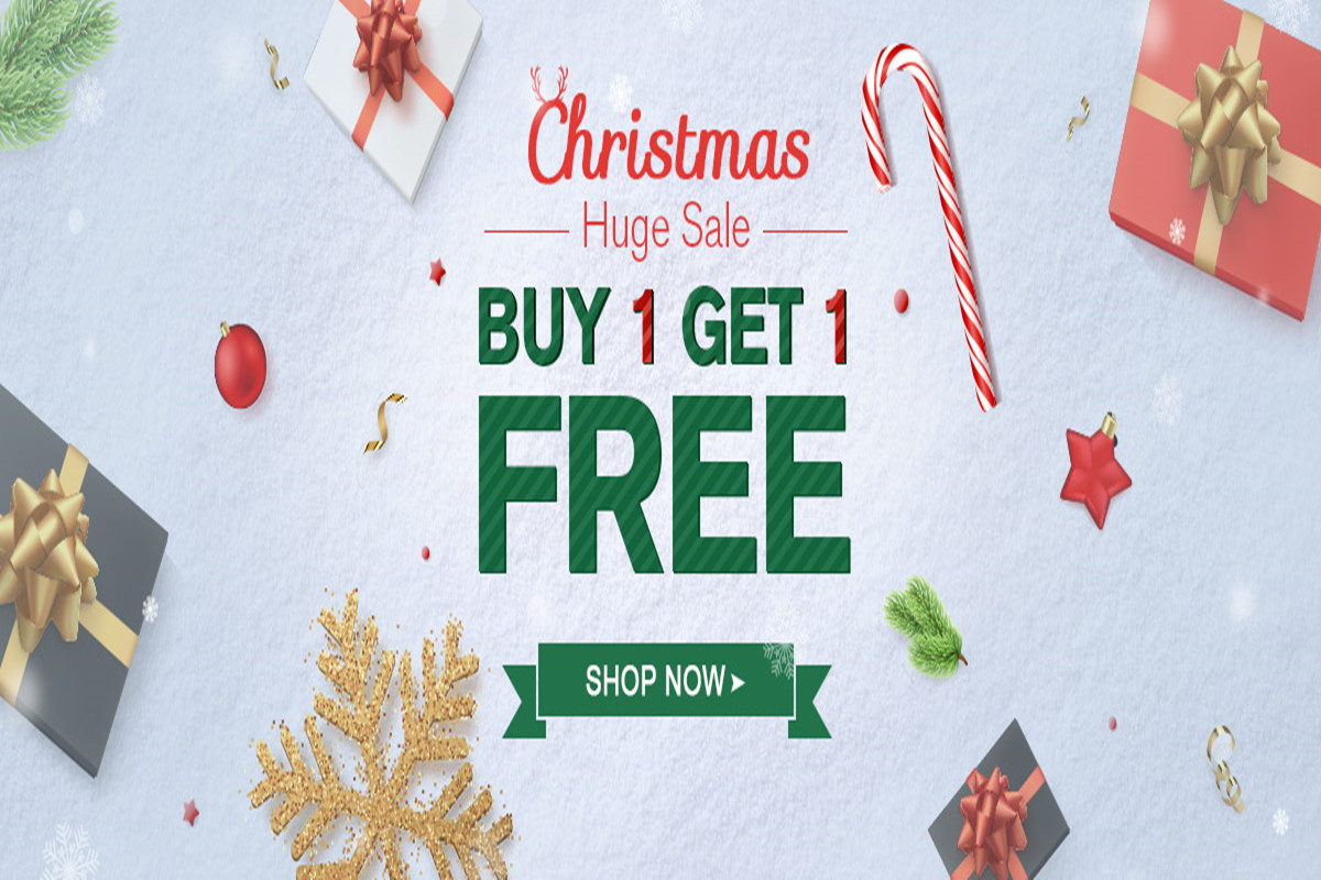 Buy 1 Get 1 For Free In 2017 Newchic Christmas Sale Up
