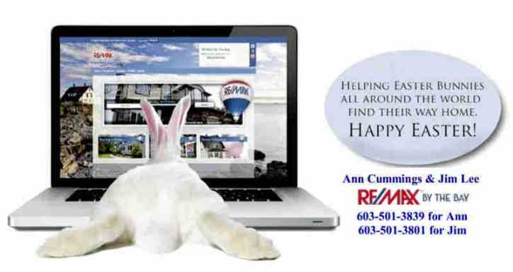 Portsmouth New Hampshire Easter bunny looking for a new home
