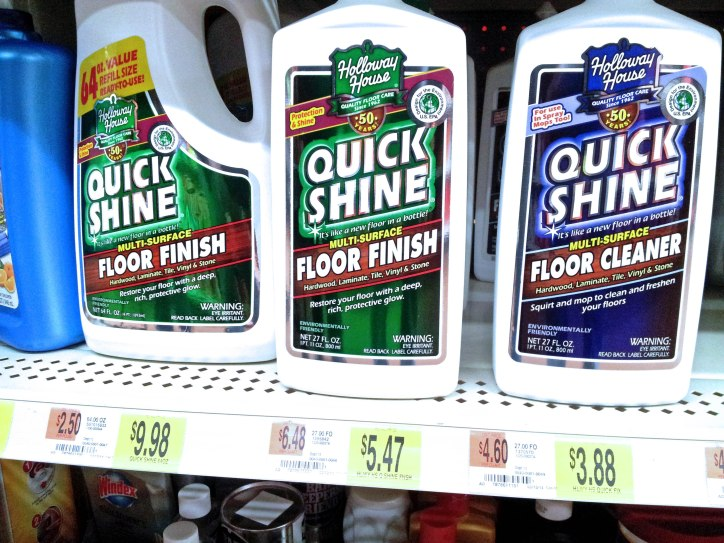 Shine up those wooded floors in Portsmouth NH