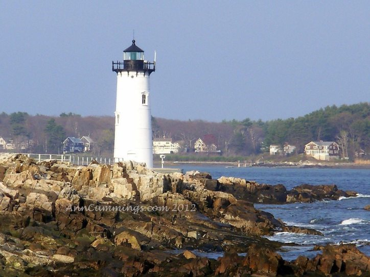 Lighthouses in Portsmouth NH