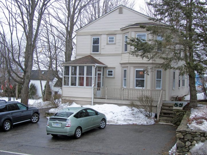 Don't miss seeing this delight Kittery Maine duplex for sale