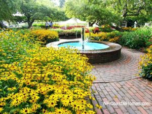 Spring in Portsmouth New Hampshire