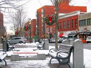 Portsmouth NH christmas wreaths