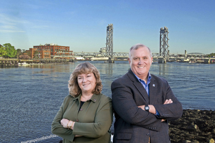 Portsmouth NH Realtors Ann Cummings and Jim Lee