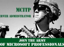 MCITP server administrator