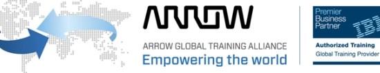 Logo Arrow IBM