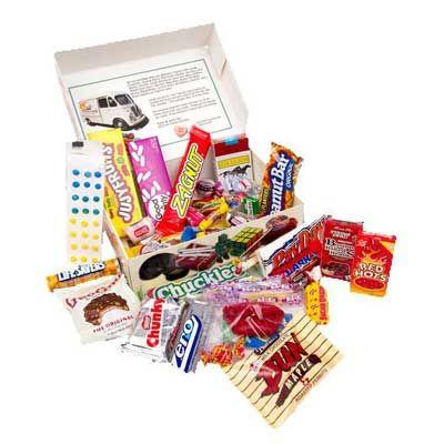 Sugar & sweet retro birthday party ideas