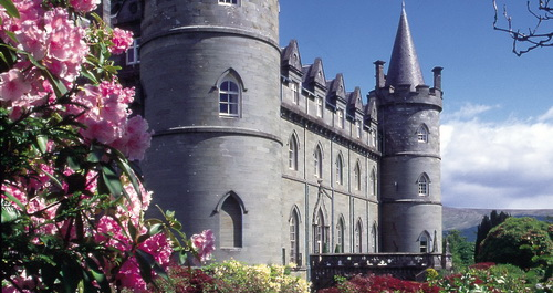 Rent a castle for that destination birthday party