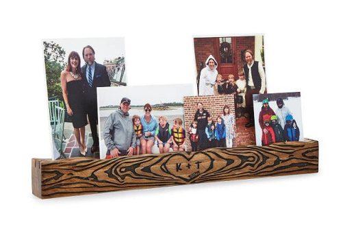 Personalized Photo Ledge