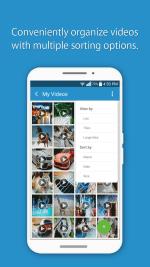 organize videos